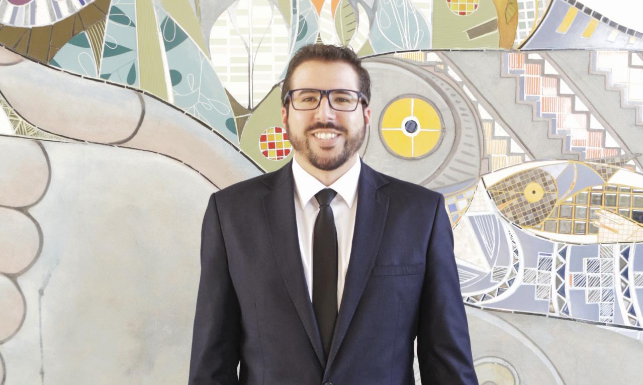 Rafael Gonzalez Diretor Presidente CIBiogás representa America Latina no World Biogas Efestival