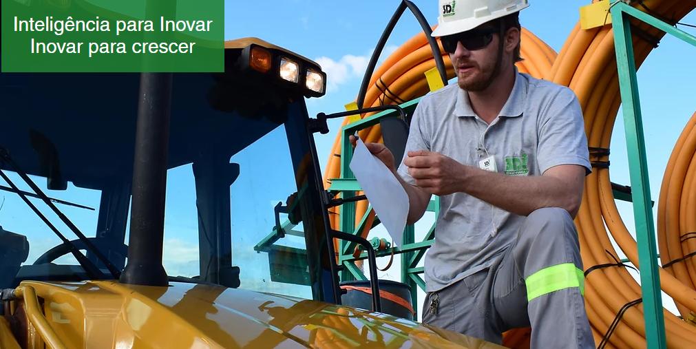 parceria e biogás