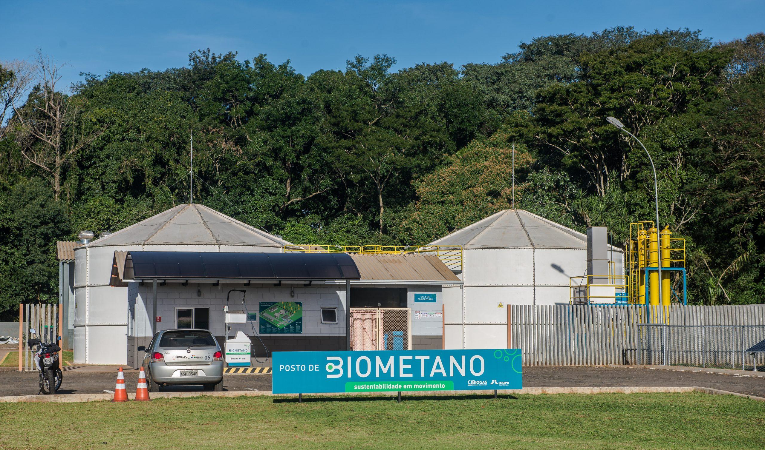 Como investir em biometano?