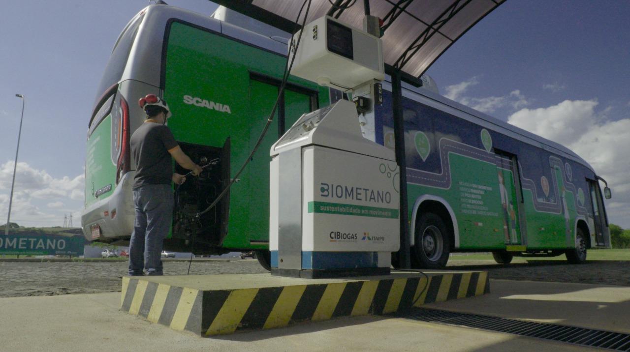 biogás na mobilidade urbana